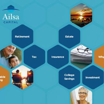 Ailsa Home web page
